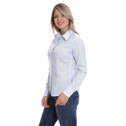 Camisa-Feminina-Social-Aleatory-Listrada-Snow-azul-2-