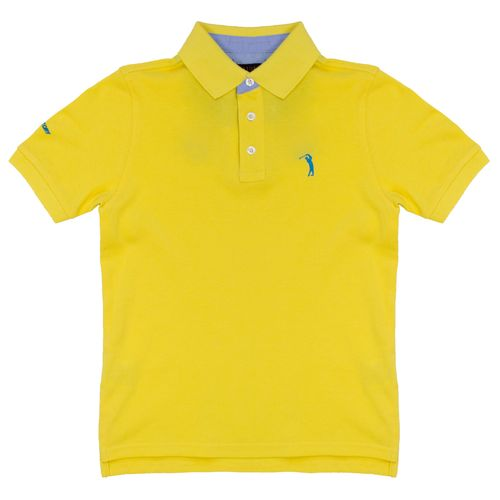 camisa-polo-amarela-lisa-infantil-aleatory-still