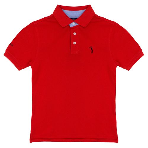 camisa-polo-vermelho-lisa-infantil-aleatory-still