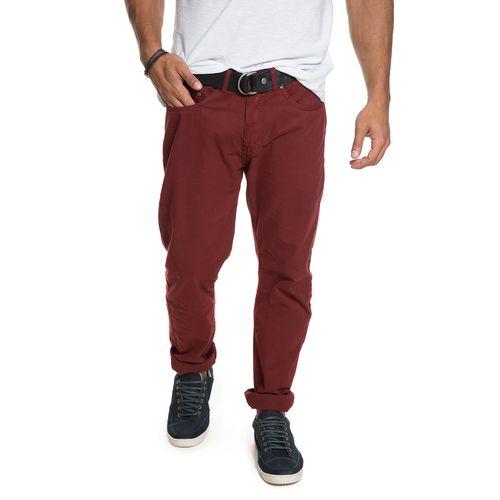 calca-aleatory-masculino-sarja-vintaga-port-vinho-modelo-2-