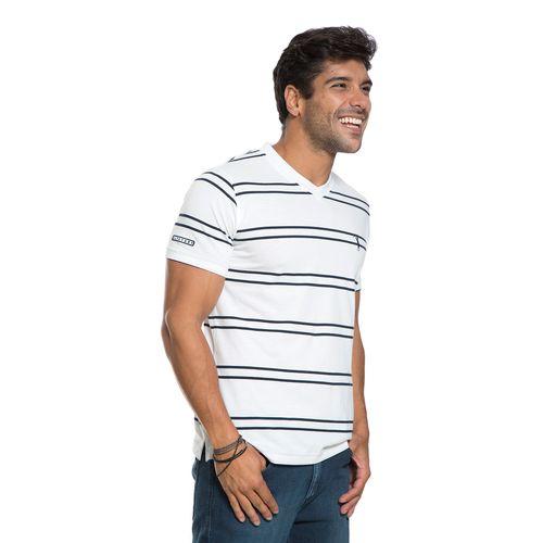 camiseta-aleatory-masculina-aleatory-listrada-gola-v-touch-modelo-9-