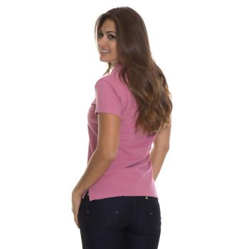 camisa-polo-aleatory-feminina-lisa-rosa-claro-2016-modelo--5-