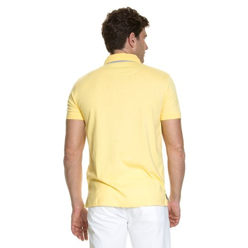 camisa-polo-aleatory-masculina-jersey-modelo-amarelo-4-