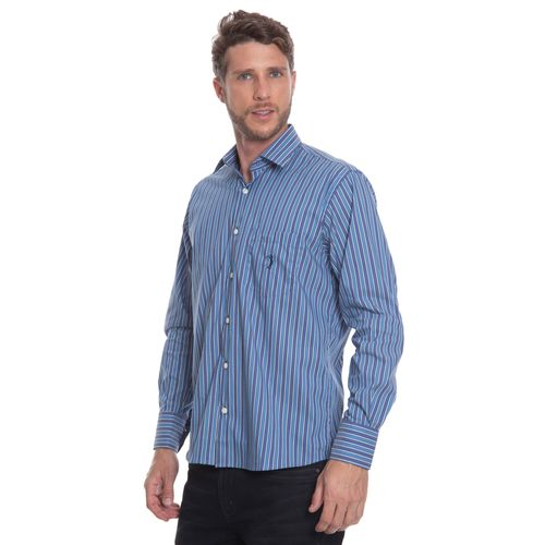 camisa-masculina-aleatory-social-manga-longa-listrada-azul-modelo--4-