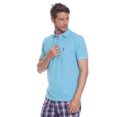 camisa-polo-aleatory-masculina-lisa-mescla-modelo-19-