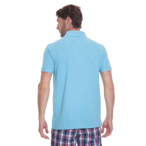 camisa-polo-aleatory-masculina-lisa-mescla-modelo-20-