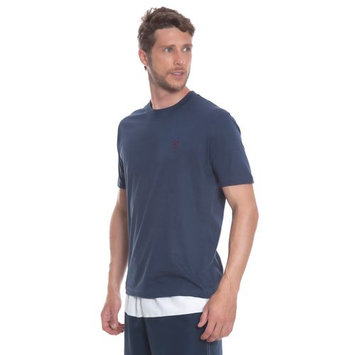 camiseta-aleatory-masculina-basica-azul-marinho-modelo-verao-2017-4-