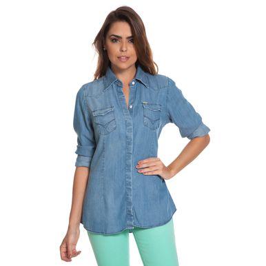 camisa-aleatory-social-feminina-jeans-blue-modelo-3-