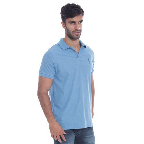 camisa-polo-aleatory-masculina-piquet-light-mescla-modelo-17-
