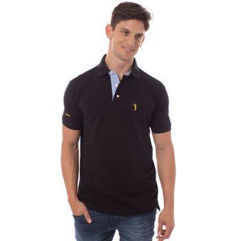 camisa-polo-aleatory-masculina-lisa-preto-modelo-1-