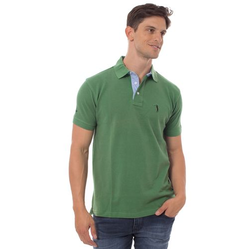 camisa-polo-aleatory-masculina-lisa-verde-modelo-13-