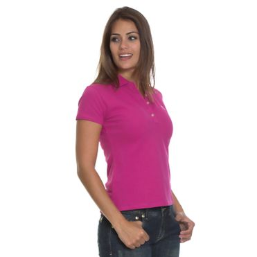 8621d7b825 Polo Fem Lisa Pink Feminino - Roupas – Aleatory