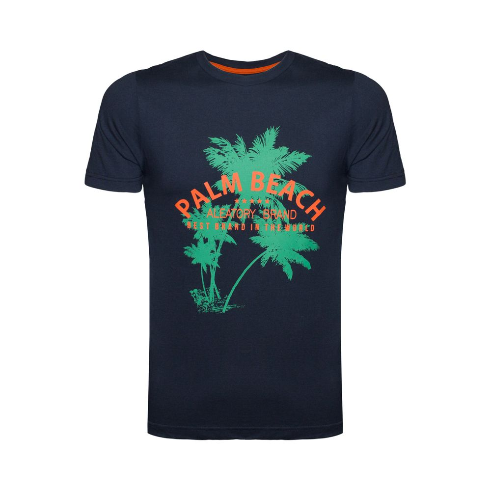Camiseta Aleatory Infantil Estampada Palm Beach - Aleatory 056dac1ea54