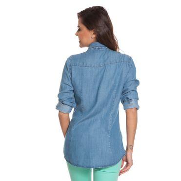 camisa-aleatory-social-feminina-jeans-blue-modelo-5-