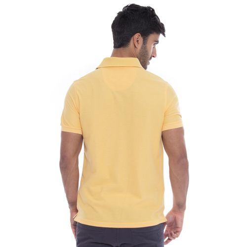 camisa-polo-aleatory-masculina-piquet-light-mescla-amarela-still