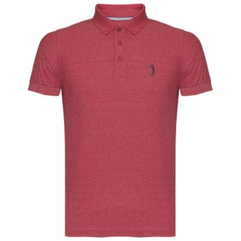 camisa-polo-aleatory-masculina-piquet-light-mescla-vermelho-still