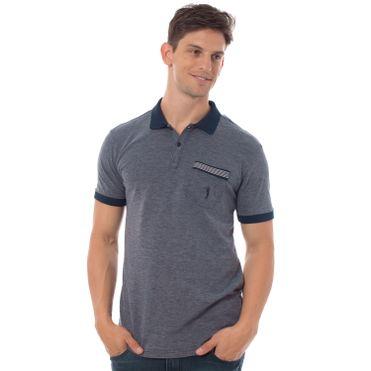 1421316abf ... camisa-polo-aleatory-masculina-piquet-misto-com-bolso-