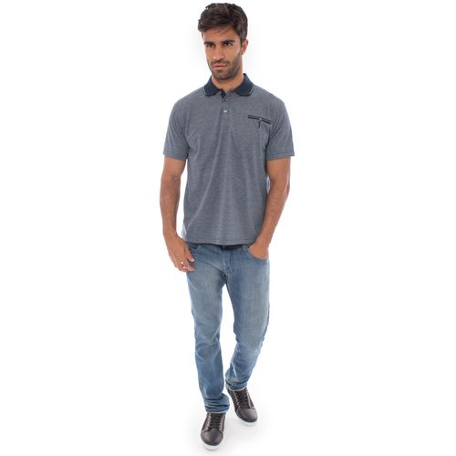 camisa-polo-aleatory-masculina-jacquard-mini-print-dark-modelo-5-