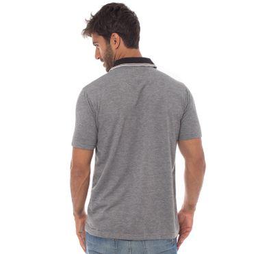 camisa-polo-aleatory-masculina-jacquard-mini-print-olive-modelo-6-