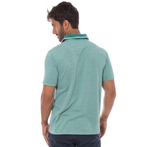 camisa-polo-aleatory-masculina-jacquard-mini-print-olive-modelo-1-