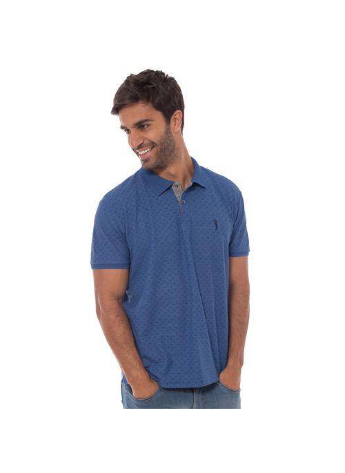 camisa-polo-aleatory-masculina-piquet-mini-print-real-modelo-4-