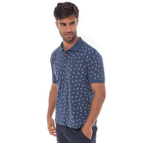 camisa-polo-aleatory-masculina-piquet-mini-print-royalty-modelo-1-