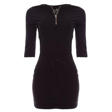 vestidos-aleatory-manga-3-4-listrado-still-preto