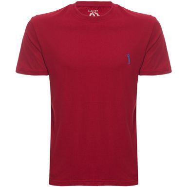 camiseta-masculina-aleatory-lisa-vermelho-bordo-still-1-