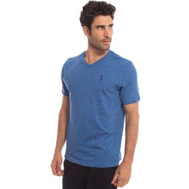 camiseta-aleatory-masculina-lisa-meia-malha-gola-v-touble-modelo-21-