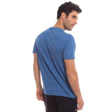 camiseta-aleatory-masculina-lisa-meia-malha-gola-v-touble-modelo-22-