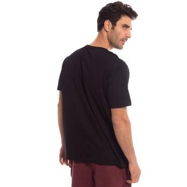 camiseta-aleatory-masculina-lisa-meia-malha-gola-v-touble-modelo-34-