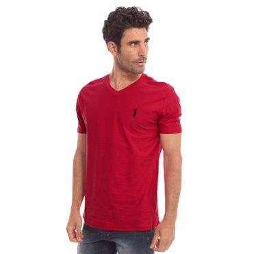 camiseta-aleatory-masculina-gola-v-flame-modelo-21-