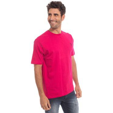 camiseta-aleatory-masculina-lisa-rosa-modelo-1-