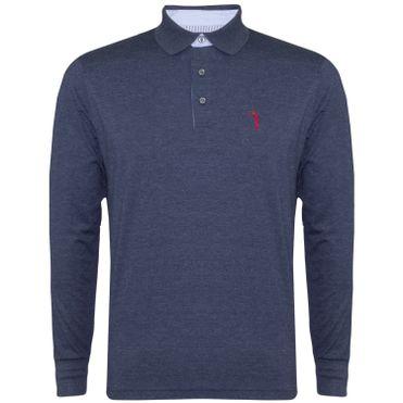 Camisa Polo Azul Masculina com preços especiais nessa página c321caffa1db4