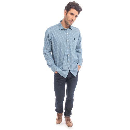 camisa-aleatory-masculina-jeans-smart-modelo-3-