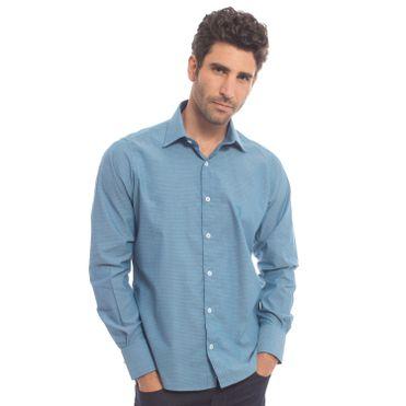 camisa-aleatory-masculina-denver-azul-modelo-1-