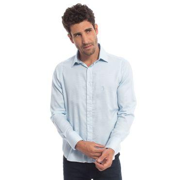 camisa-aleatory-masculina-denver-azul-claro-modelo-1-