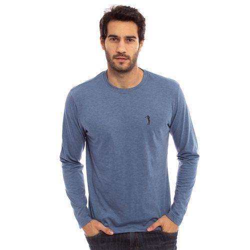 37c81e7e1 ... camiseta-aleatory-masculina-manga-longa-basica-freedom-modelo-