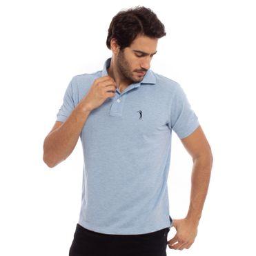 camisa-polo-aleatory-masculina-lisa-mescla-2018-modelo-21-