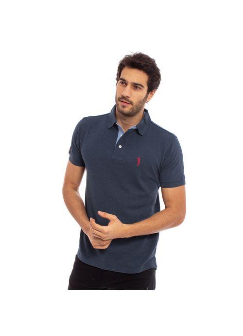 camisa-polo-aleatory-masculina-lisa-mescla-2018-modelo-25-