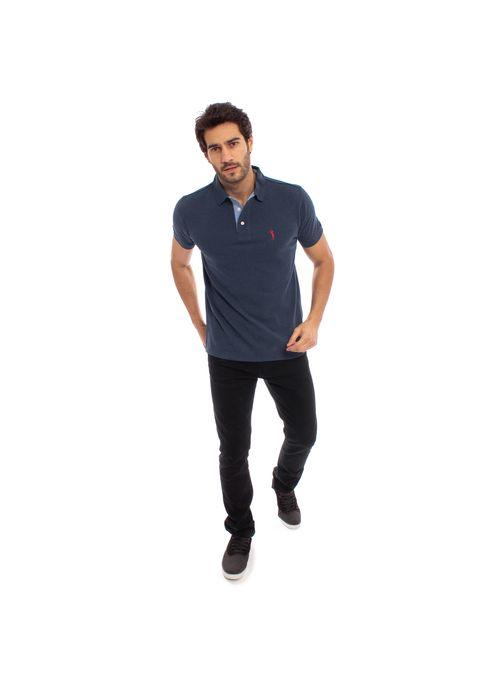camisa-polo-aleatory-masculina-lisa-mescla-2018-modelo-27-
