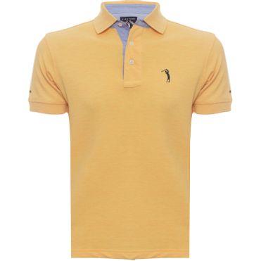 Polo Lisa Premium Amarelo Masculino - Roupas - Plus Size - Polos – Aleatory 10b511ac698ea