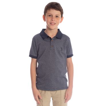 camisa-polo-aleatory-infantil-mini-print-star-modelo-4-