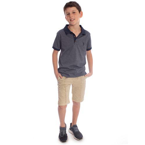 camisa-polo-aleatory-infantil-mini-print-star-modelo-6-