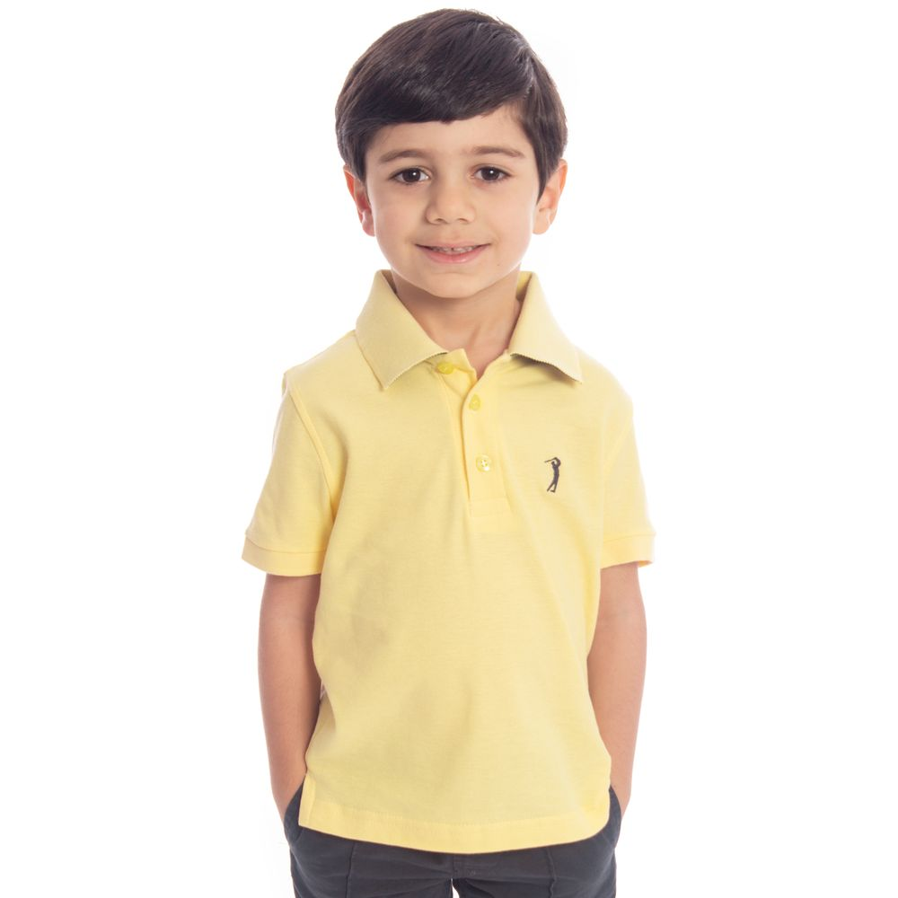 2b1b6853f Aleatory · Lançamentos · Infantil · Roupas · Polos. camisa-polo-aleatory- infantil-lisa-piquet-light-modelo ...