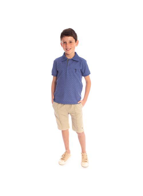 camisa-polo-aleatory-infantil-piquet-mini-print-real-modelo-3-