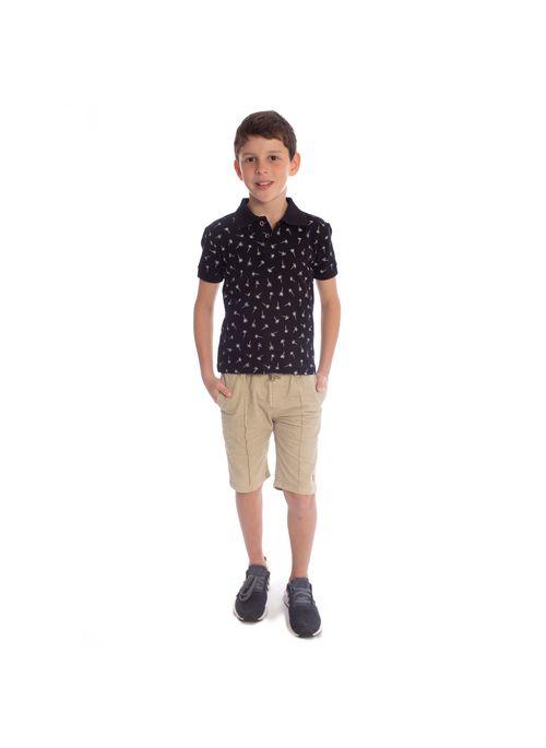 camisa-polo-aleatory-infantil-piquet-mini-print-royalty-modelo-6-