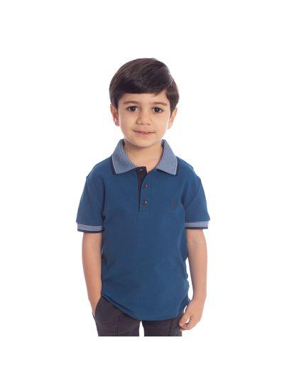 camisa-polo-aleatory-infantil-piquet-gola-listrada-march-modelo-1-