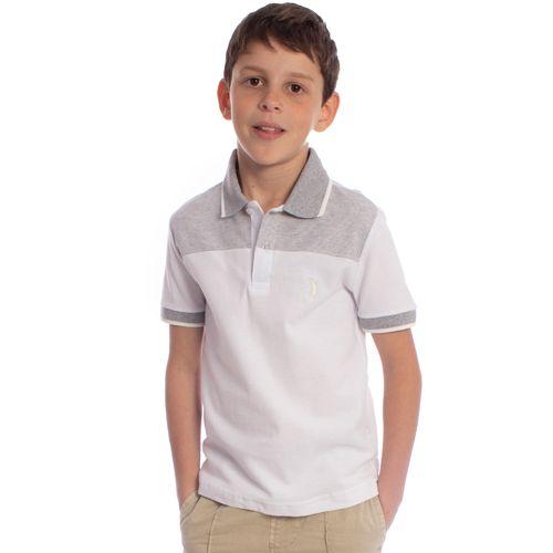 camisa-polo-aleatory-infantil-piquet-com-recorte-listrado-modelo-4-