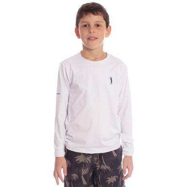 9ef5749cb Camiseta Aleatory Infantil com Proteção Solar UV - Aleatory